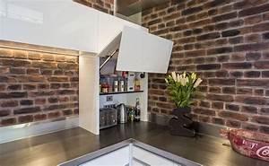 new york loft style kitchen 1871