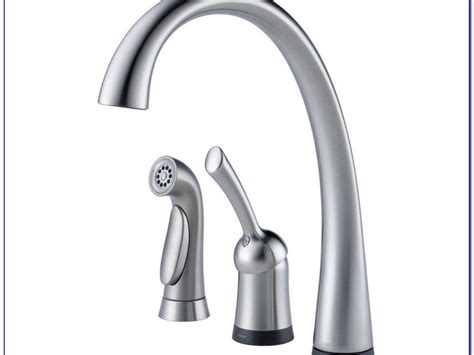 kitchen faucet size delta touch2o kitchen faucet troubleshooting