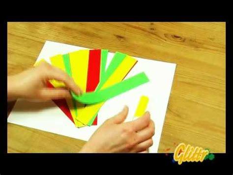 basteln mit kindern mit papier basteln mit papier