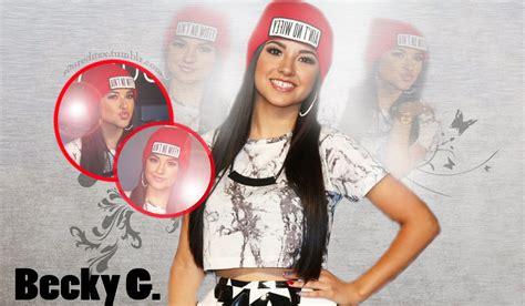 Becky G Fue Censurada En La Tv Española