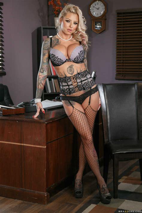 seductive secretary likes her new job photos britney