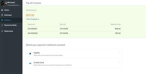 invoice payment details invoice template ideas