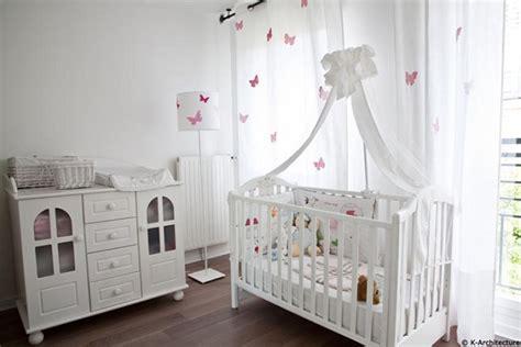 style de chambre pour fille comment bien organiser une chambre bébé