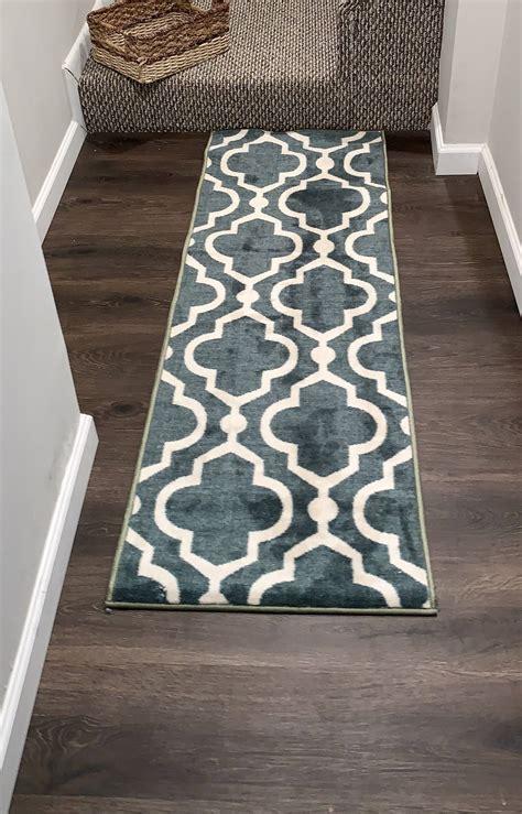 runner rug  skid runner mat  slip rug