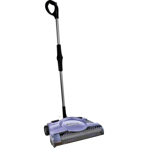 shark rechargeable floor and carpet sweeper shark 12 quot rechargeable floor and carpet sweeper walmart