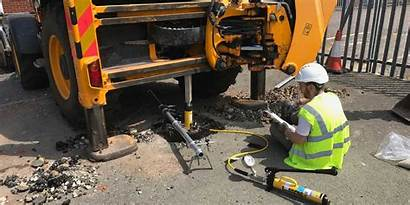 Investigation Geotechnical Site Services Wolverhampton Ground Specialised