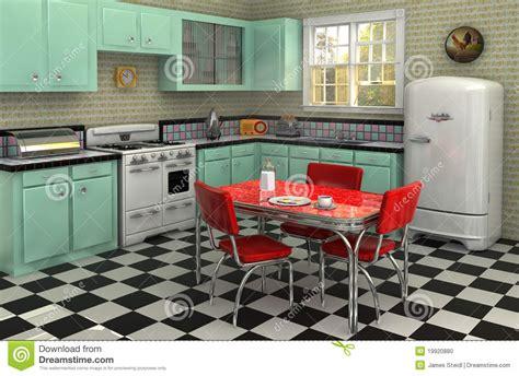 audois cuisine cuisine des ées 50 illustration stock illustration du linoléum 19920880