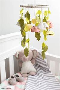 Mobile Baby Diy : 25 best ideas about flower mobile on pinterest mobiles for babies mobiles and spring decorations ~ Buech-reservation.com Haus und Dekorationen