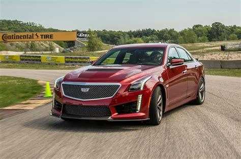 2016 Cadillac Cts V Review by 2016 Cadillac Cts V Drive Review Motor Trend