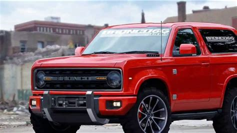 [hot News] 2020 Ford Bronco And Ranger Coming Back