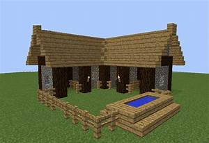 Small Horse Stable - GrabCraft - Your number one source ...