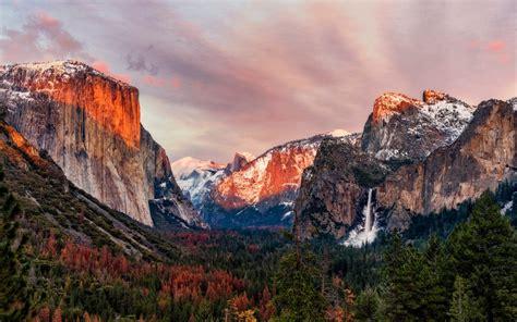 4k Wallpapers by El Capitan Yosemite Valley 4k Wallpapers Hd Wallpapers