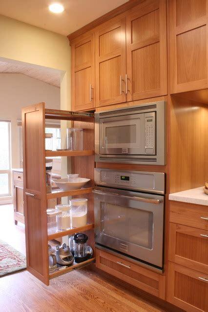 Lyptus shaker   Craftsman   Kitchen   San Francisco   by