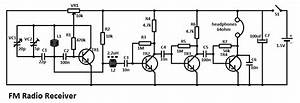 Fm Radio Receiver Circuit