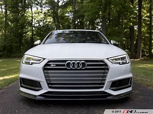 Audi S4 B9 : ecs news ecs carbon fiber front lip overlay audi b9 a4 ~ Jslefanu.com Haus und Dekorationen