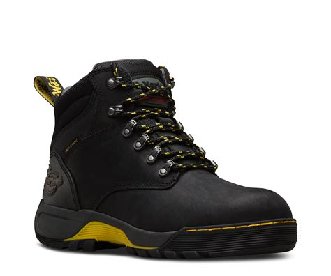 ridge steel toe industrial  arrivals dr martens official site