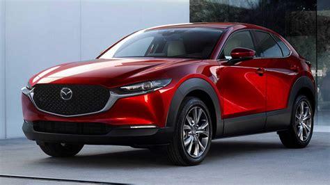 Новый кроссовер Mazda Cx-30 дебютировал в Женеве