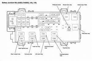 Ford Fuse Location Ford Abs Module Location Wiring Diagram