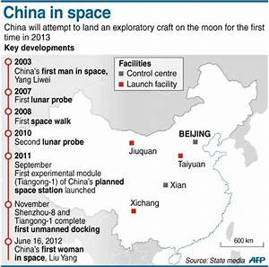 China to land first moon probe next year (Update)