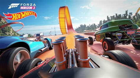 Forza Horizon 3 'hot Wheels' Expansion Releases On May 9