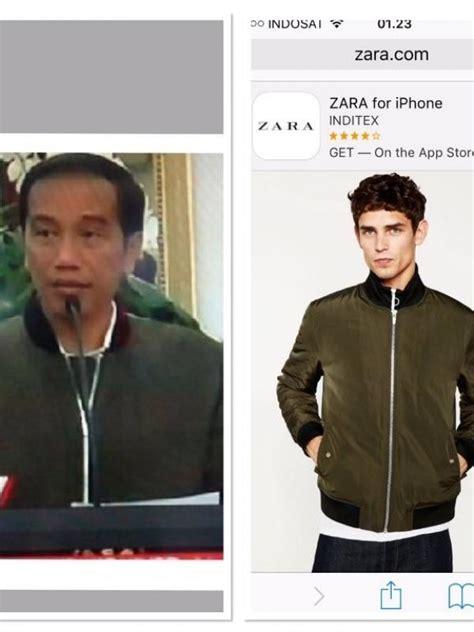 Harga Jaket Merk Freestyle apa sih merk jaket bomber jokowi viral bintang