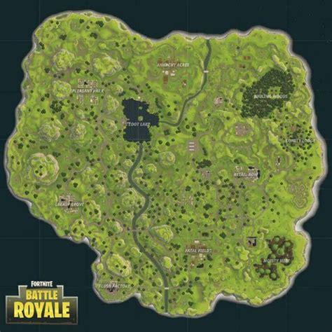 fortnite map     fortnite map