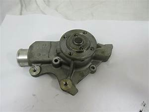 Water Pump For Dodge Jeep 2 5 4 0l Grand Cherokee Wrangler