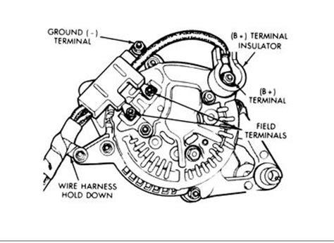 For A Dodge Ram 2500 Alternator Wiring Diagram by 4 Best Images Of Dodge Ram Ignition Diagram Mopar