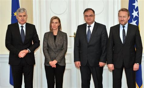 The President S Consilium The Eu Opens Up To Bosnia S Accession