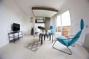 Lit Escamotable Plafond : lit suspendu au plafond pas cher maison design ~ Premium-room.com Idées de Décoration