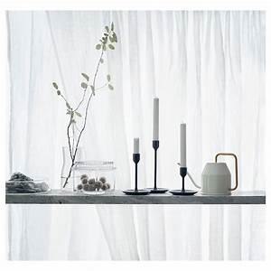 Kerzenständer 3er Set : fulltalig kerzenst nder 3er set schwarz ikea sterreich ~ Watch28wear.com Haus und Dekorationen