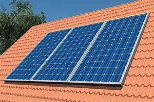 Solar Auf Dem Dach : photovoltaik vorteile kosten installation ~ Heinz-duthel.com Haus und Dekorationen