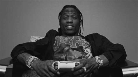 Rapper Travis Scott Joins Playstation As Strategic