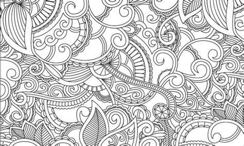 Kleurplaat Lentebloemen Volwassenen by Kleurplaat Kleuren Voor Volwassenen Artikel Femma