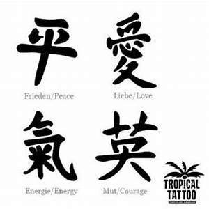 Japanisches Zeichen Für Liebe : die besten 25 chinesische schriftzeichen ideen auf pinterest chinesische schrift japanische ~ Orissabook.com Haus und Dekorationen