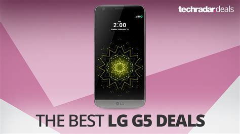 best deal mobile phone the best lg g5 deals in january 2018 techradar