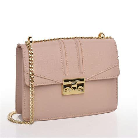 Sling Bag Charles Keith jual tas charles keith slingbag grained leather