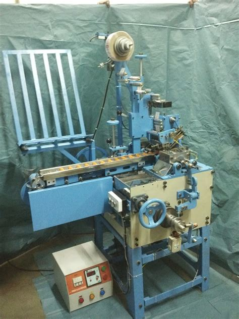 tube  wrapping machine sewing thread winding machine   sion mumbai