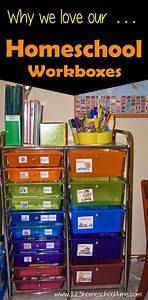 Family Chore Chart Our New Workboxes Homeschool Homeschool Supplies Home
