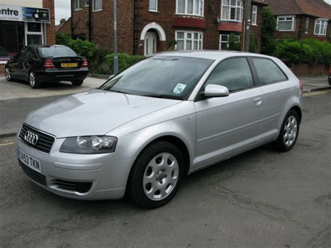 Audi A3 16 2003 Technical Specifications  Interior And