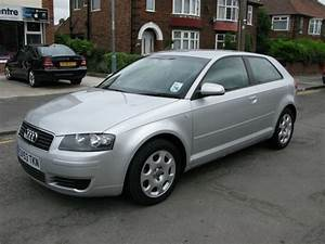 Audi A3 1 6 2003 Technical Specifications