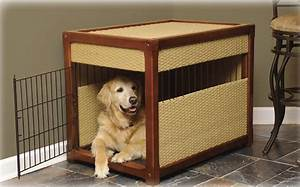 Indoor dog houses luxury designer indoor dog houses for Dog pen for inside house