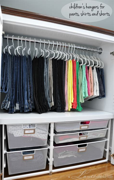 5 Organizing Solutions For Your Small Closet
