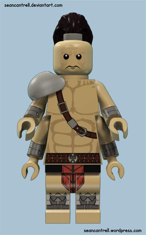 Lego Goro Mk9 By Seancantrell On Deviantart