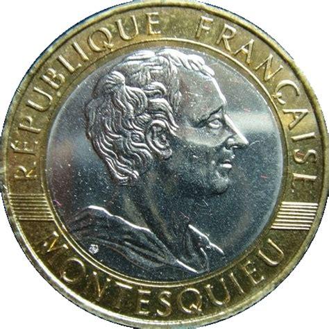 montesquieu illuminismo pi 232 ce de 10 francs montesquieu wikip 233 dia