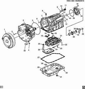 Camaro 6l80 Switch To A Slip Yoke