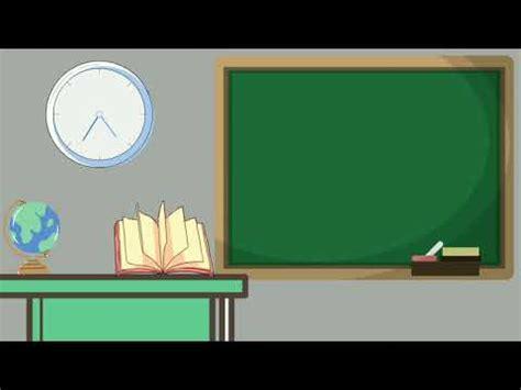background animasi kartun bergerak  copyright latar