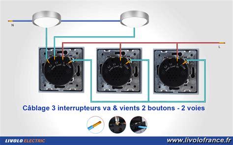 va et vient 3 interrupteurs 2 les 28 images le branchement de trois interrupteurs va et