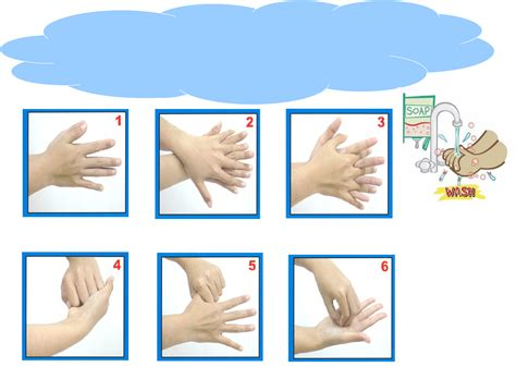Wastafel di atas dirancang sedemikian rupa untuk memperkuat kesan alami. contoh poster cuci tangan yang benar - Penelusuran Google ...