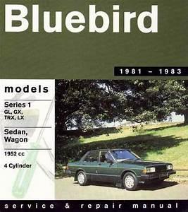 Nissan Bluebird Series 1 1981